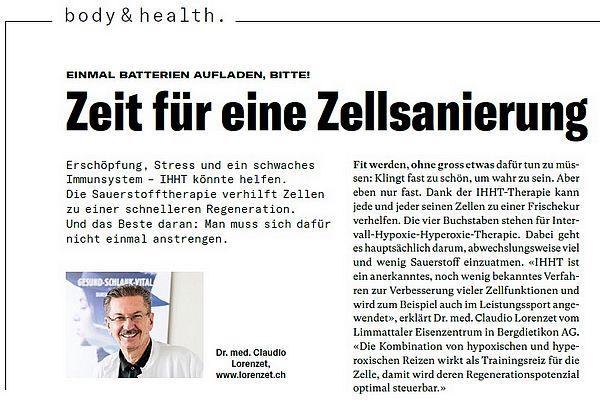 Schweizer Illustrierte 18 2 21